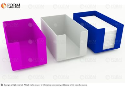 Acrylic box (15045)