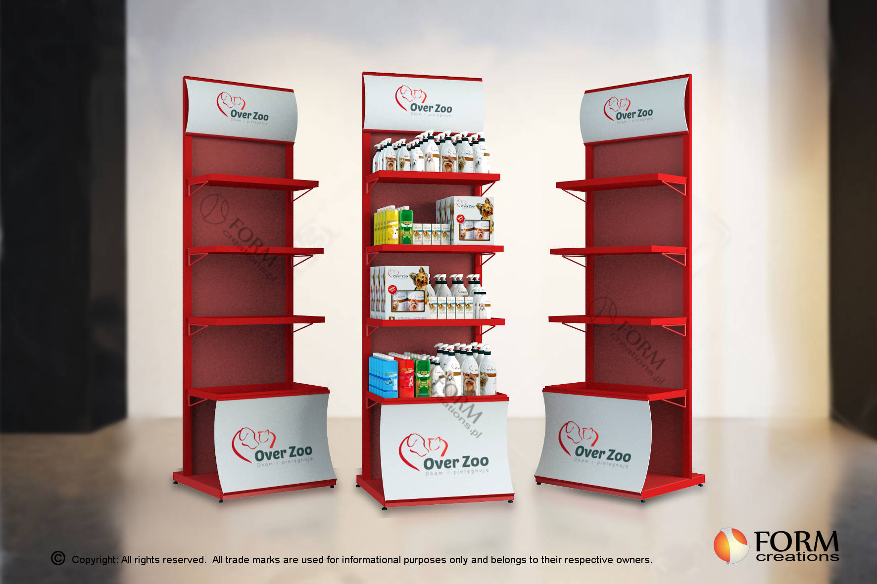 Exhibition Stand Shelves : Wooden display stand at rs piece wooden display stands